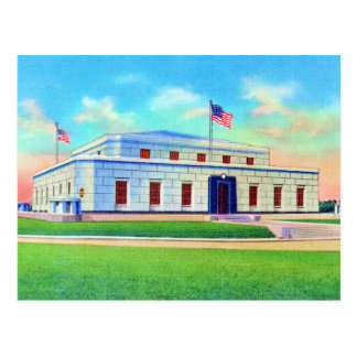United States Gold Depository 1938 Post Card