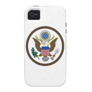 United States Great Seal iPhone 4 Case
