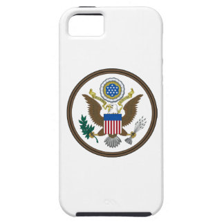 United States Great Seal iPhone 5 Case
