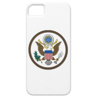 United States Great Seal iPhone 5 Covers