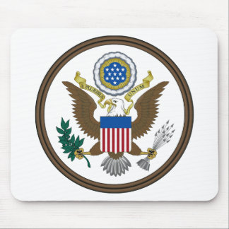 United States Great Seal Mousepad