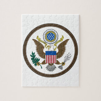 United States Great Seal Jigsaw Puzzle