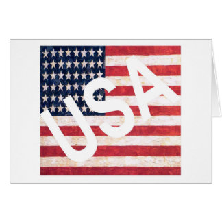 United States Greeting Card