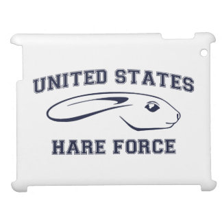 United States Hare Air Force Bunny Case For The iPad 2 3 4