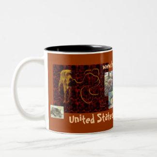 United States Humane Society Mug