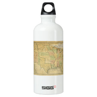 United States Including Western Territories 1848 SIGG Traveler 0.6L Water Bottle