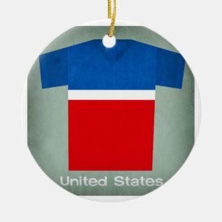 United_States.jpg Adorno Redondo De Cerámica