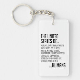 United States Key Chain