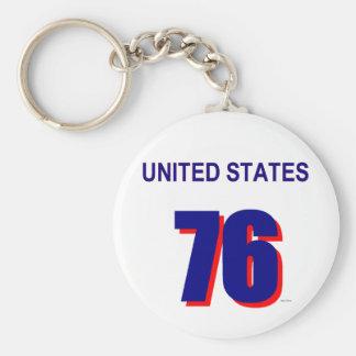 United States Key Chains
