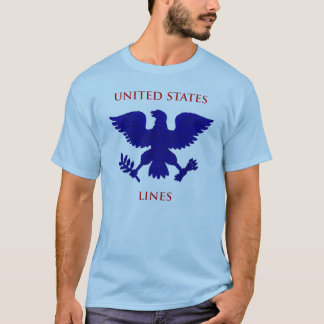 United States Lines T-Shirt