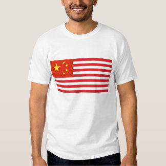 United States, made in China T-Shirt