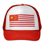United States, Made in China Trucker Hat