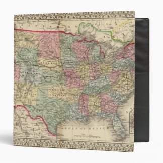 United States Map by Mitchell Binder