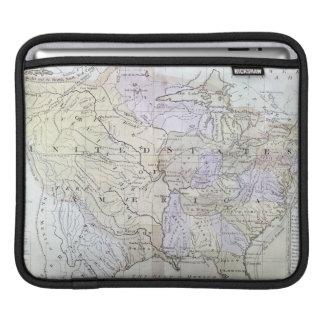 UNITED STATES MAP, c1812 iPad Sleeve