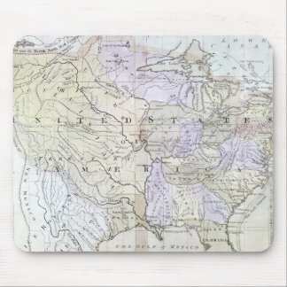UNITED STATES MAP, c1812 Mouse Pad