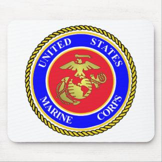 United States Marine Corps Mouse Pad