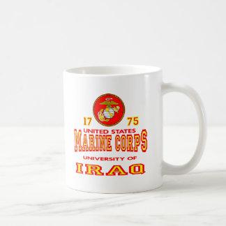 United States Marine Corps University Of Iraq Coffee Mug