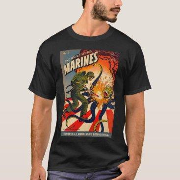 flamethrowers United States Marines #2 T-shirt