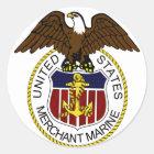 United States Merchant Marine Seal Sailors