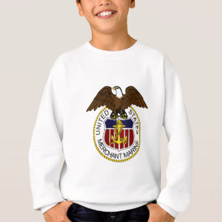 United States Merchant Marine Seal Sailors Sweatshirt