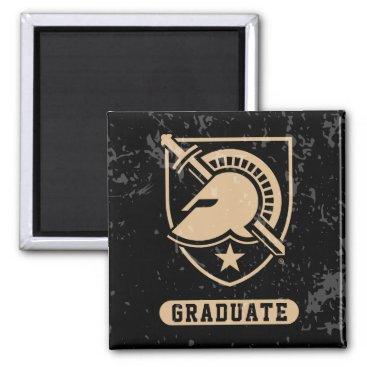 United States Military Academy Distressed Graduate Magnet