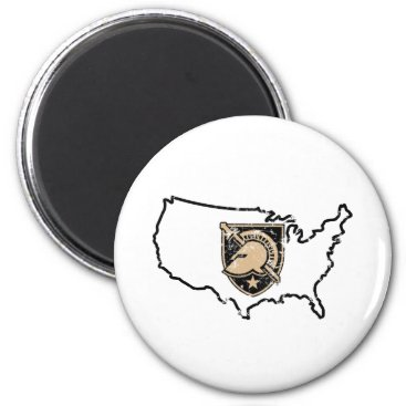United States Military Academy Logo Country Love Magnet