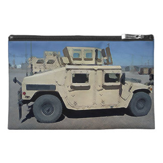 UNITED STATES MILITARY ARMOR TRAVEL ACCESSORY BAG