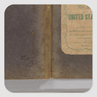 United States military map Stickers
