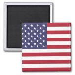 United States National Flag Magnets