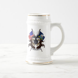 United States Navy Mustang Coffee Mugs