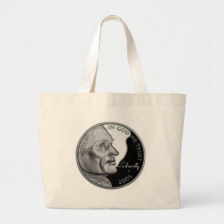 United States Nickel Canvas Bags