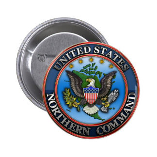 United States Northern Command Pin