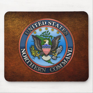 United States Northern Command Mouse Pad