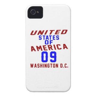 United States Of America 09 Washington D.C. iPhone 4 Cover