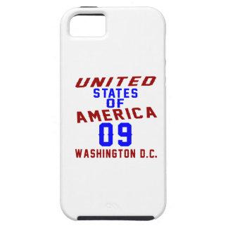 United States Of America 09 Washington D.C. iPhone SE/5/5s Case
