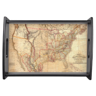 United States of America 12 Food Trays