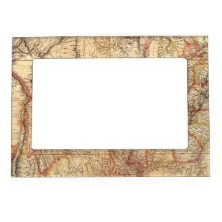 United States of America 12 Magnetic Picture Frame