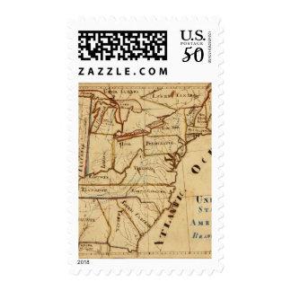 United States of America 2 Postage