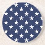 United States of America (3) Beverage Coasters