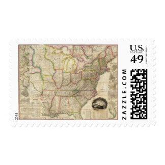 United States of America 3 Postage