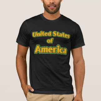United States of America #3 T-Shirt