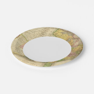 United States of America 4 2 7 Inch Paper Plate