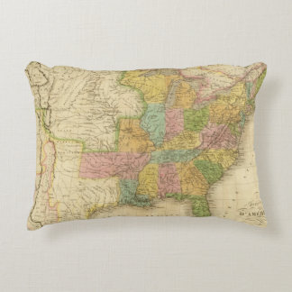 United States of America 4 2 Accent Pillow
