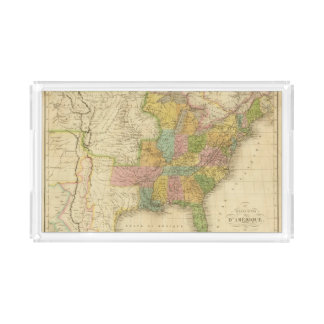 United States of America 4 2 Serving Tray