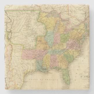 United States of America 4 2 Stone Coaster