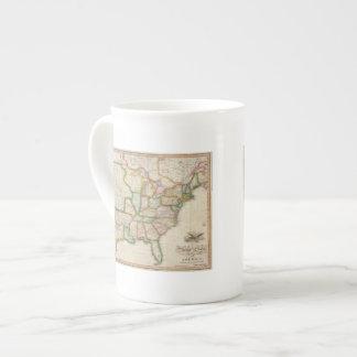 United States of America 4 Porcelain Mug