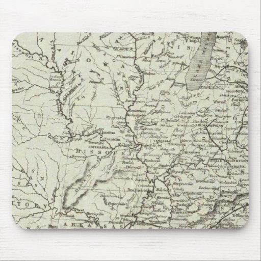 United States of America 6 Mouse Pad