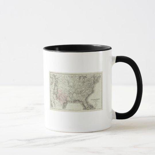 United States of America 6 Mug