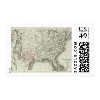 United States of America 6 Stamp