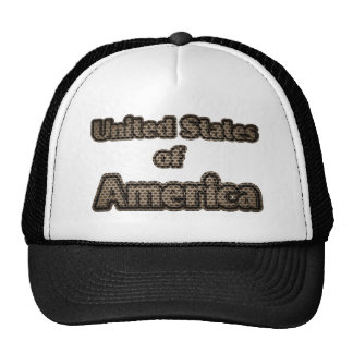 United States of America #6 Trucker Hat